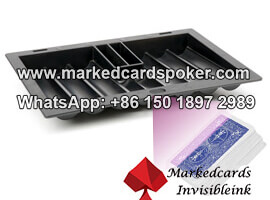 350 Chip Tray Playing Cards Cheating Scanner Device