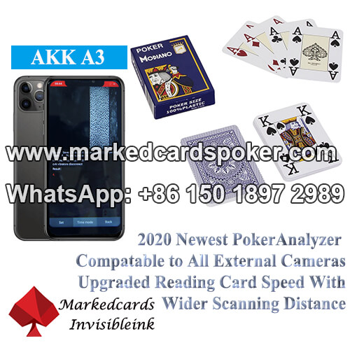 2020 newest akk a3 poker analyzer