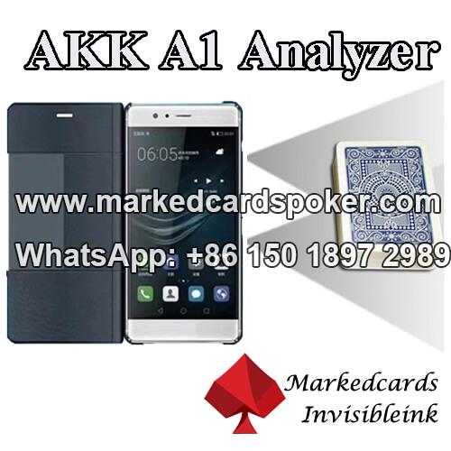 AKK A1 Huawei Model Poker Analyzer