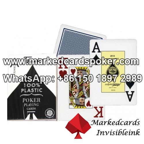 Fournier 2800 cartas de baralho marcadas