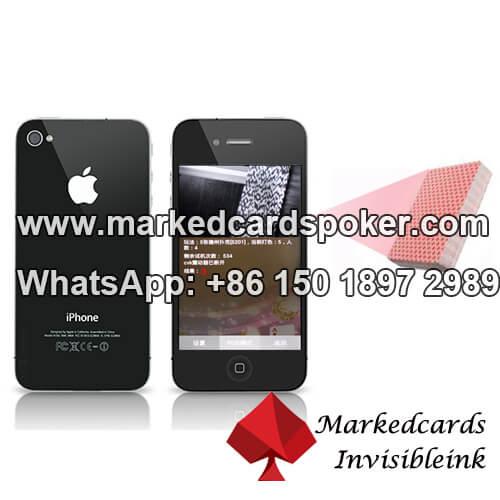O mais novo AKK K2 baralhos de poker marcadas analisadores