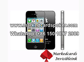 AKK K2 analisador de poker Iphone
