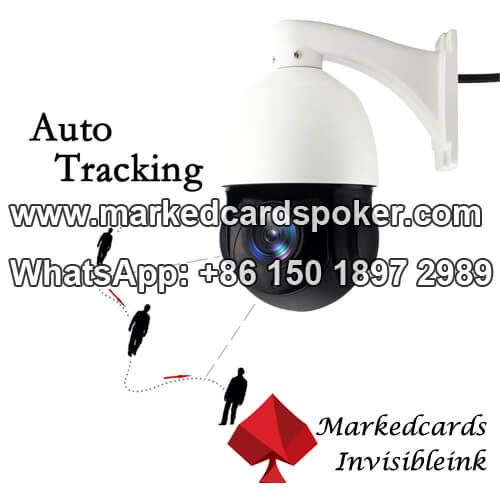 Auto Tracking Marked Decks Scanner