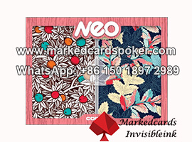 Copag Neo Nature marcado cartoes de poker