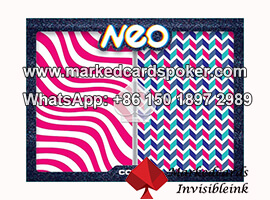 Buy Marked Cards Copag Neo Wave