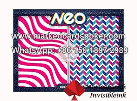 Comprar tarjetas marcadas Copag Neo Wave
