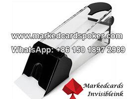 Blackjack zapato de escaneo de la camara para las tarjetas normales
