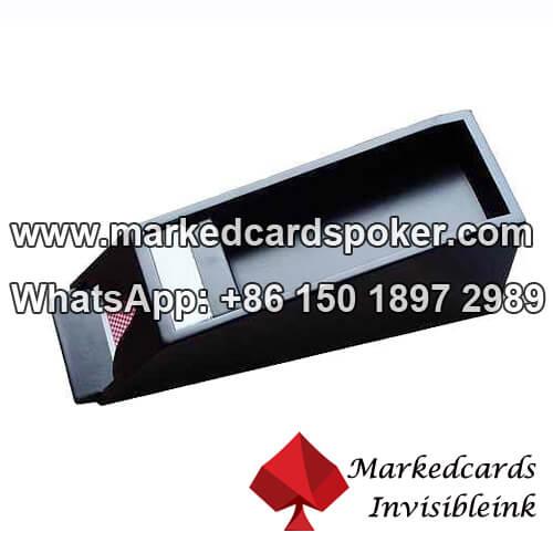 Sapato Blackjack camera de varredura de poker para baralhos normais