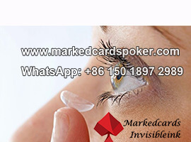 Playing Cards Contact Lenses | Marking Playing Cards Lenses