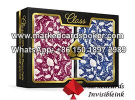 Copag Natural tarjetas de juego invisibles