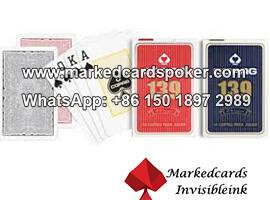 Magia Copag 139 cartas de poquer de papel