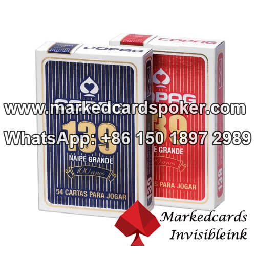 Paper Copag 139 Playing Cards Poker Decks