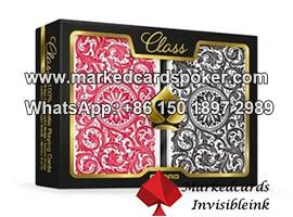 Class 1546 gafas de tinta invisible de poquer