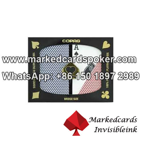 Copag Export Bridge Size Playing Cards