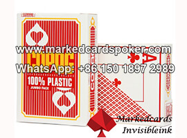 Codigo de barras marcado Copag tarjetas de cubiertas para la venta