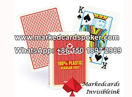 Copag Jumbo Face cartas de juego marcadas