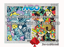 Marked Cards Copag Neo Nonsense