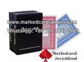 Copag Poker Club cartas de juego marcadas