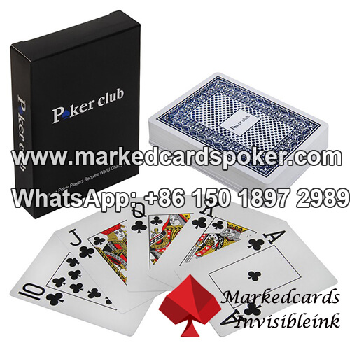 Copag Poker Club Marked Playing Cards