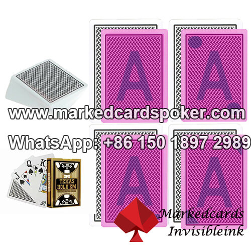Copag Texas Holdem Marked Playing Cards