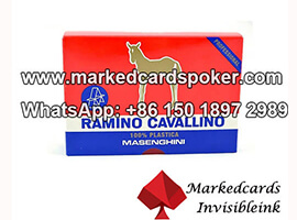 Tricks In Dal Negro Masenghini Ramoni Marked Cards