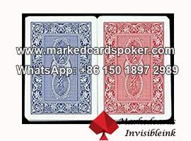 Dal Negro Treviso cartas de juego marcadas
