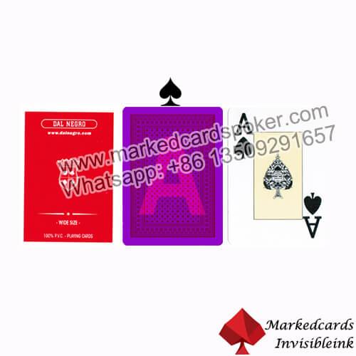 Invisivel tinta Dal Negro marcado a jogar cartas a venda