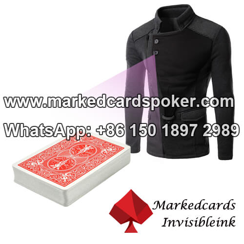 Cheating Button Scanning Camera For Poker Winner Predictor