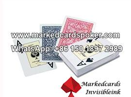 2818 marco el codigo de barras tarjetas de escaner naipes