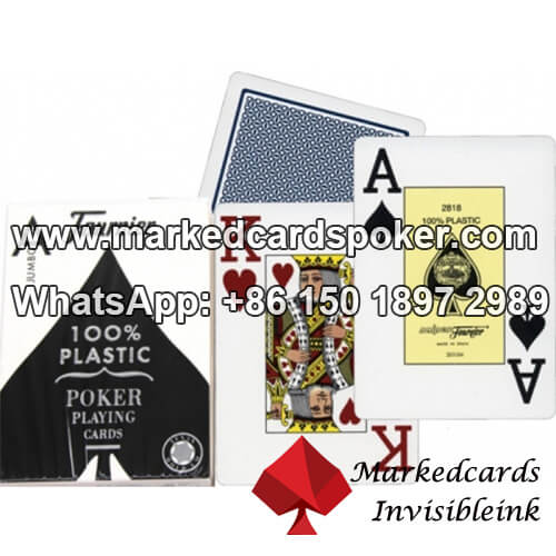 Plastic Fournier 2800 Playing Cards