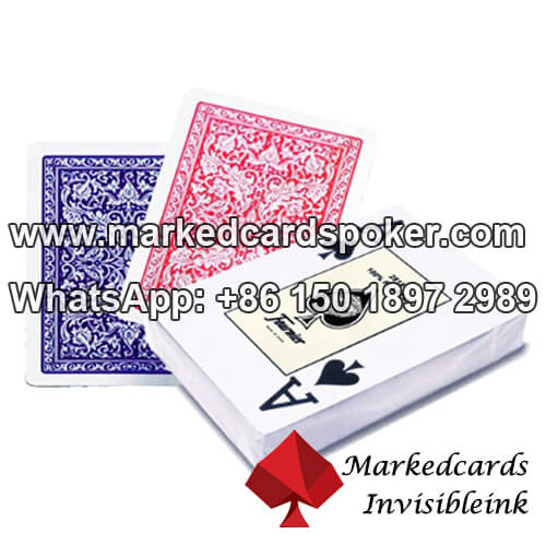 Fournier 2818 Plastic Poker Cards
