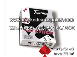 Fournier Brand Poker Vision Cards