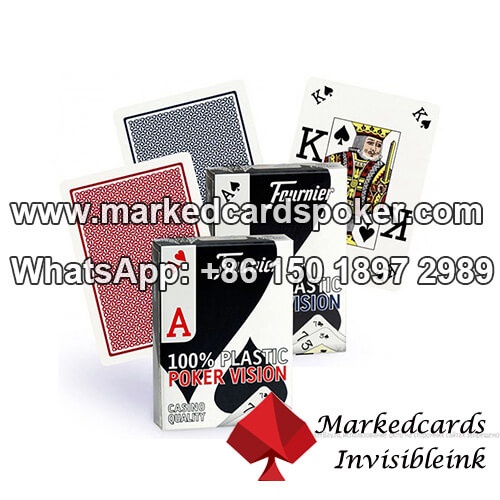 Fournier Poker Vision Playing Cards
