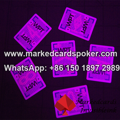 Fournier marked deck of cards