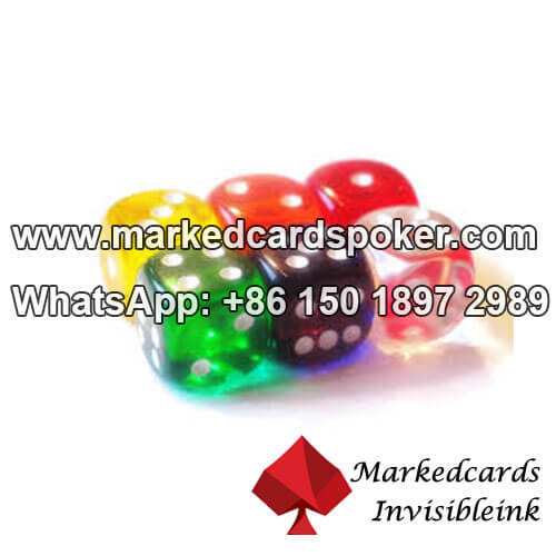 Inductive poker dice for sale
