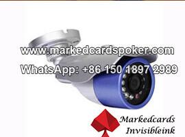 Lente de póker con tinta infrarroja