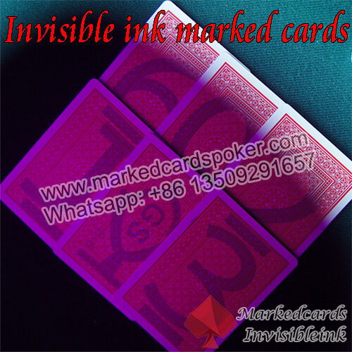 Invisible Ink Cards