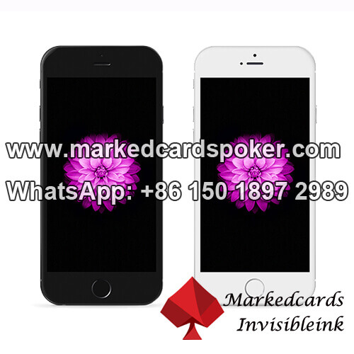Iphone6 Poker Cheating Scanner