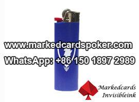 Tinta invisible codigo de barras encendedor marcado lectores de tarjetas