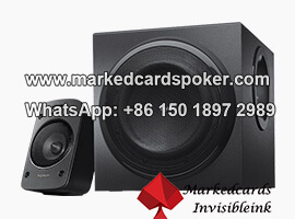 Altifalante de poker do scanner vencedor preditor