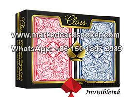 Class Legacy Copag tarjetas marcadas
