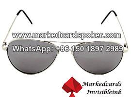 Tinta invisible de plata gafas de poquer a la venta