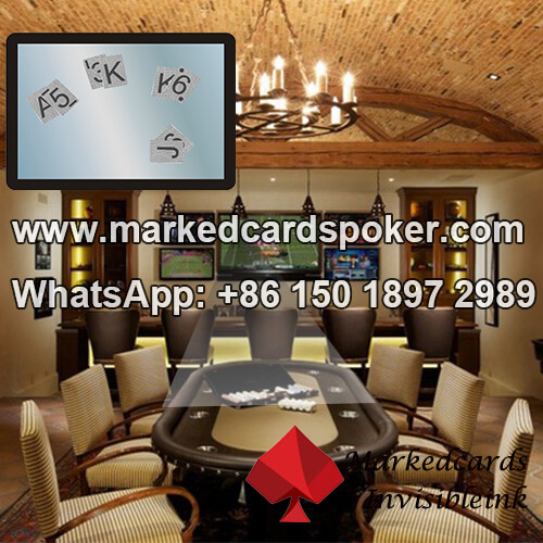 Undetectable Infrared Ink Marked Cards Playing Poker