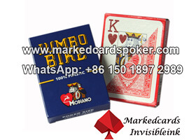 Modiano Bike Trophy Poker To Be Luminous Playing Cards