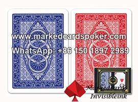 Modiano Da Vinci cartas de juego marcadas