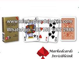 Poker Analysator Scan Modiano Barcode Markierte Karten