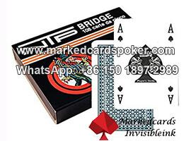 NTP jugo marcada tarjetas truco