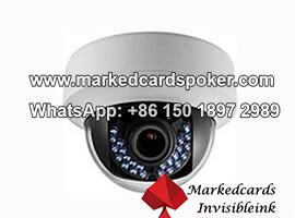 Camara infrarroja de 360 grados para tarjetas marcadas infrarrojas
