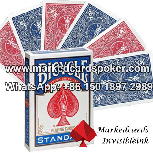 Paper Bicycle Marked Playing Cards