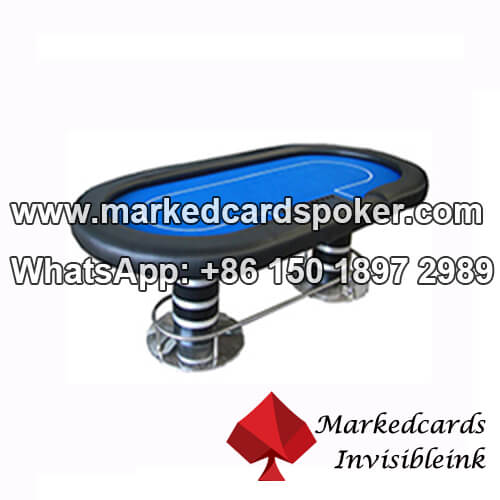 Final Lente de cartoes de mesa de poker para marcado codigo de barras decks